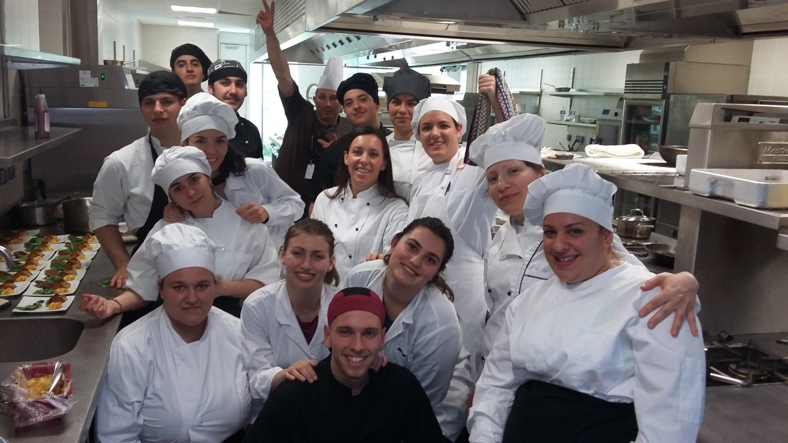 "ERASMUS+ Staff training ""French Cook Masterclass"""